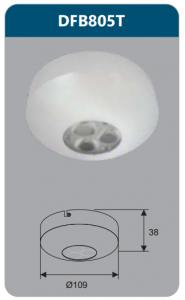 Đèn led gắn nổi chiếu sâu 3w DFB805T