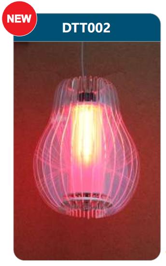 Đèn led treo thả trang trí 6w DTT002