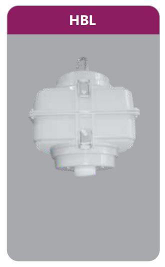 Hộp đựng ballast đèn Highbay HBL