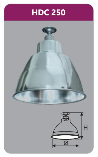 Đèn công nghiệp 250w HDC250