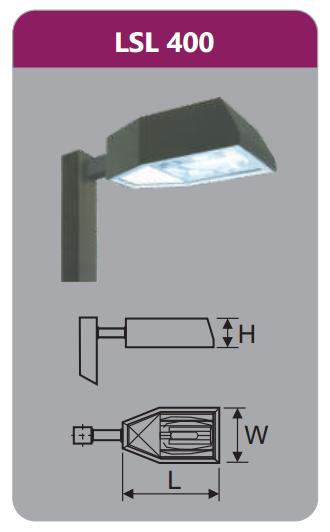 Đèn chóa công nghiệp 400w LSL400