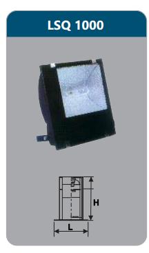 Đèn pha 1000w LSQ1000