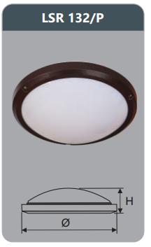 Đèn ốp trần cao cấp 32w LSR132/P