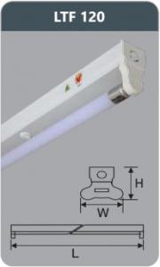 Đèn huỳnh quang siêu mỏng 9w LTF120