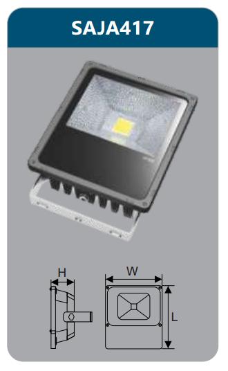Đèn pha led 20w SAJA417