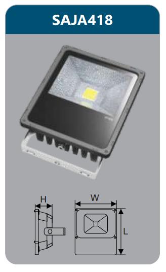 Đèn pha led 30w SAJA418