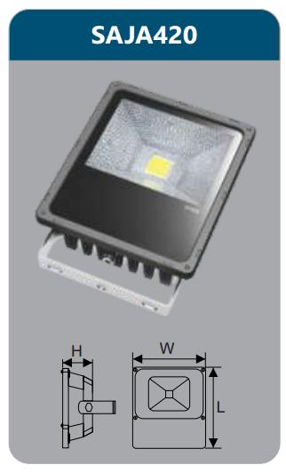Đèn pha led 70w SAJA420