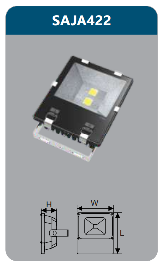 Đèn pha led 150w SAJA422