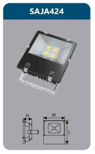 Đèn pha led 200w SAJA424