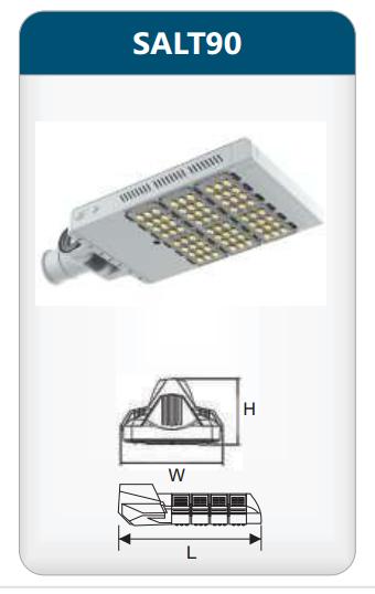 Đèn đường led 90w SALT90