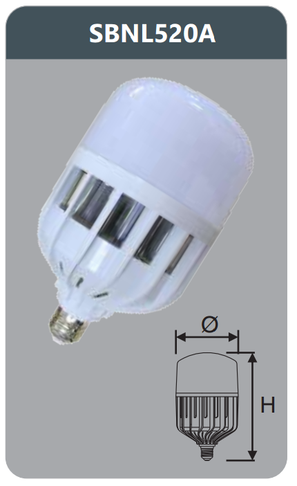 Bóng led công suất cao 20w SBNL520A