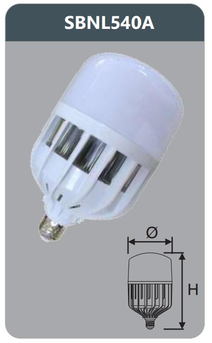 Bóng led công suất cao 40w SBNL540A