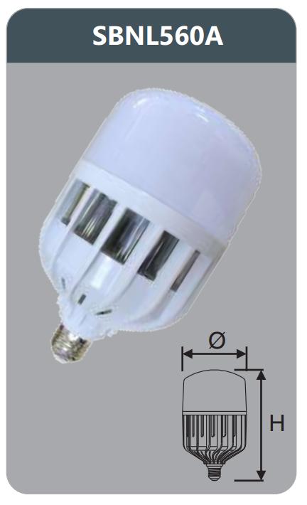 Bóng led công suất cao 60w SBNL560A