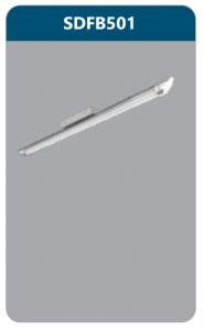 Đèn ốp trần led 1x9w SDFB501