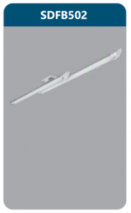 Đèn ốp trần led 2x9w SDFB502