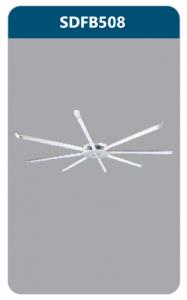 Đèn ốp trần led 8x9w SDFB508