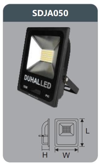 Đèn pha led 50w SDJA050
