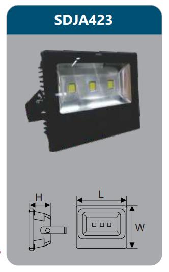 Đèn pha led 150w SDJA423