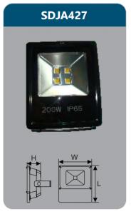 Đèn pha led 200w SDJA427