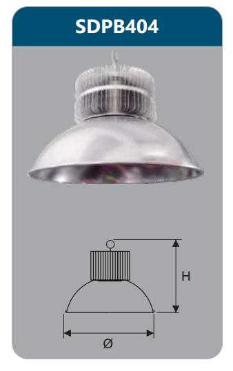 Đèn công nghiệp 150w SDPB404