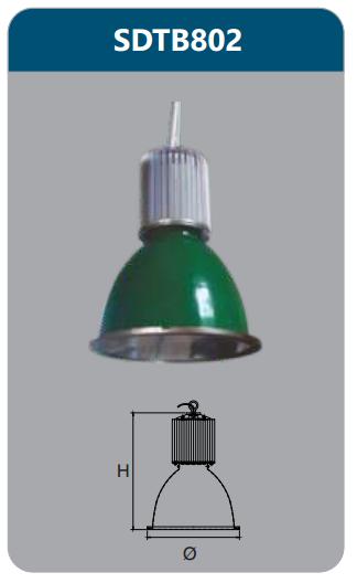 Đèn led treo thả chiếu sâu 25w SDTB802