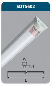 Đèn led kiểu batten 18w SDTS602