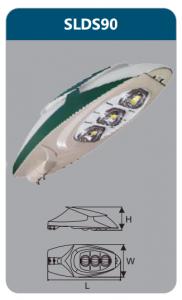 Đèn đường led 90w SLDS90