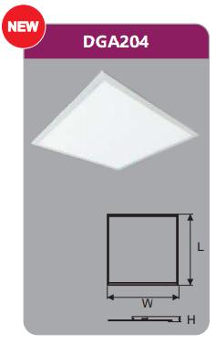 Đèn led panel bảng cao cấp 40w DGA204