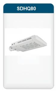 Đèn đường led 80w SDHQ80