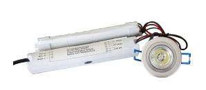 Đèn led khẩn cấp âm trần 1w HT1W