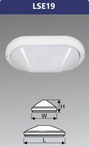 Đèn ốp trần led chống thấm LSE19