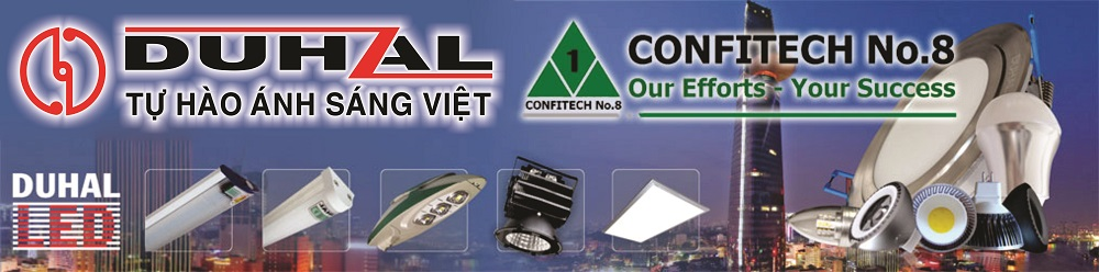 DUHAL LED | Tự hào đèn led Việt