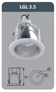 Đèn led downlight âm trần 5w LGL3.5
