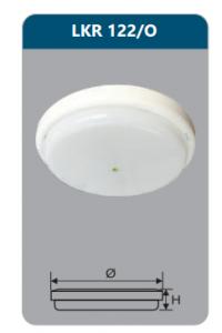 Đèn ốp trần 22w LKR122/O