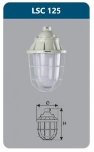 Đèn chống nổ LSC125