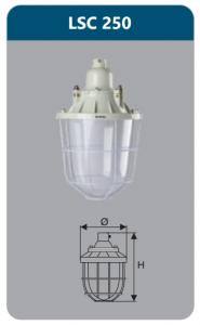 Đèn chống nổ LSC250