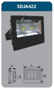 Đèn pha led 100w SDJA422