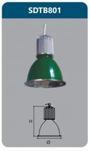 Đèn led treo thả chiếu sâu 15w SDTB801