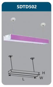 Đèn led treo thả phòng họp 18w SDTD502