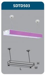 Đèn led treo thả phòng họp 27w SDTD503