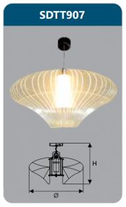 Đèn led treo thả trang trí 18w SDTT907