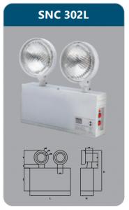 Đèn led khẩn cấp 2w SNC302L