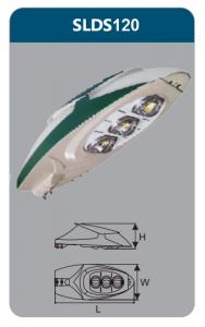 Đèn đường led 120w SLDS120