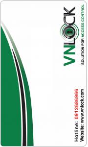Thẻ cảm ứng (thẻ từ) VN-C01
