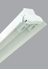 Đèn công nghiệp sơn tĩnh điện2x9w DTJ209