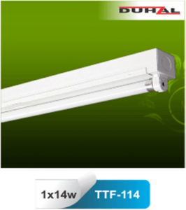 Đèn huỳnh quang kiểu batten 9w TTF114