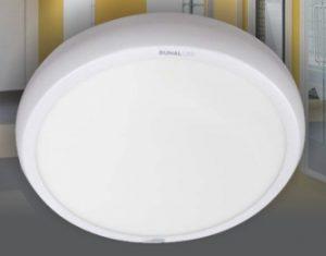 Đèn led panel gắn nổi tròn viền tròn 24w SDGC0241