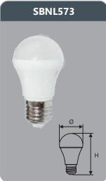 Bóng led bulb 3w SBNL573