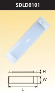 Đèn led ốp trần đổi màu 10W