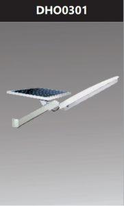 Đèn đường led năng lượng mặt trời 30W